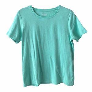 Northern Reflections Mint Short Sleeve Shirt